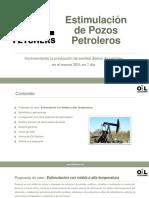 Estimulacion de Pozos Petroleros