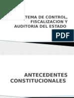 Sistema de Control, Fiscalizacion y Auditoria 2