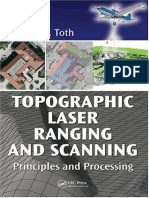 Topographic Laser Ranging and Scanning (2009)