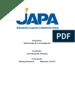 Unidad 2 - Marleny Plasencia - Metodologia de la Investigacion + Anexo trabajo final.docx