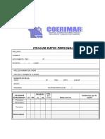 Ficha Datos Personales