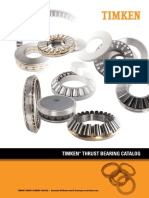10765_Thrust Bearing Catalog