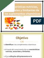 6. Vitaminas