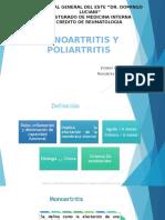 mono y poliartritis.pptx