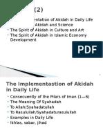AKIDAH (2)
