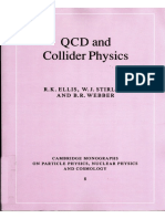 Ellis,Stirling,Webber QCD and Collider Physics 2003