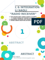 Signal Presentation