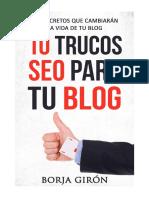 10 Trucos SEO Para Tu Blog v6