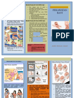 Leaflet Perawatan Bayi