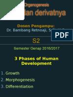 integumen (kulit derivat) organogenesis S2 2017 (3).ppt