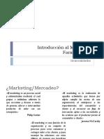 1.1. Introducción Al Marketing Farmacéutico
