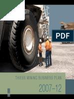 01 Thiess Mining Plan - Tom Cooney