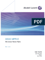 Alcatel - User Guide MPR