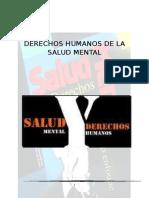 Derechos Humanos de La Salud Mental