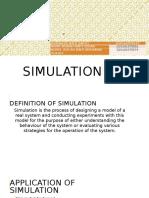 Slide Simulation