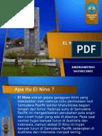 Andriansyah - El Nino & La Nina