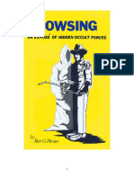 Ben G Hester Dowsing an Expose of Hidden Occult Forces