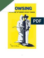 Ben G Hester Dowsing an Expose of Hidden Occult Forces