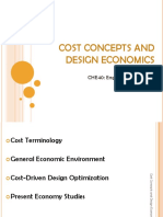 03-Cost Concepts and Design Economics CHE40A