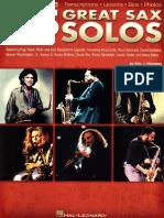 Hal Leonard - 25 Great Sax Solos.pdf