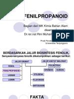 FENILPROPANOID