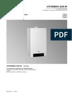 IP Vitodens 200-W 12 - 150 KW