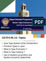 CS F213 RL 2.2