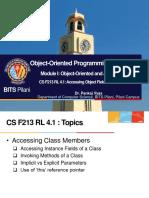 CS F213 RL 4.1