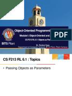 CS F213 RL 6.1