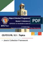 CS F213 RL 12.1