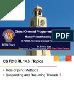 CS F213 RL 14.6