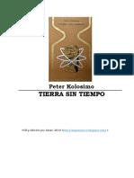 Kolosimo, Peter - Tierra Sin Tiempo (1975).pdf