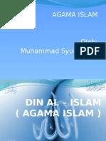 Agama Islam Bagus