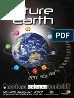futureearth poster
