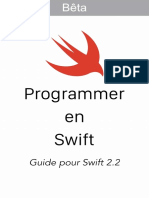 The Swift Programming Language in French Ohxpr832