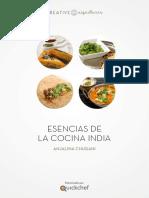 Esencias de La Cocina India