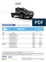 Duster 2017 Price