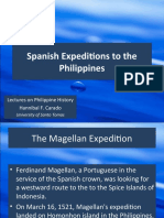 Spanish Expeditions to the Philippines