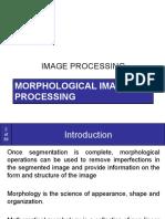 DIP Mod4 Morphological Processing