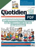 Mon Quotidien - 6190