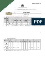 BORANG Postmortem Dan Pelan Intervensi Ujian 1 2017 - Sains