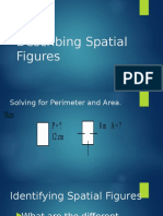 Visualize the Different Spatial Figures
