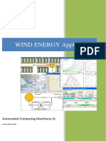 Acm Wind Energy Applications