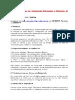 Principais Normas Em Cabeamento Estruturado e Entidades de Normatização_170304