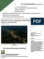 [Opinión] ¿Las Sociedades Preshispánicas Cuidaron Mejor La Amazonía_ _ SPDA Actualidad Ambiental