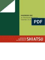 Shiatsu Booklet