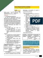 Lectura - Tipos de Presupuestos de Obras_COPRICM4