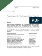 NCh 1562-1979 Pantalla para soldadores.pdf