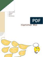 Hammer Mill.pptx