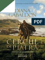 Diana Gabaldon - Cercul de Piatra Vol. 1